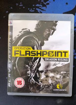 Operation Flashpoint Dragon Rising для PS3