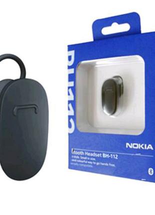 Bluetooth-гарнитура Nokia BH-112 Black