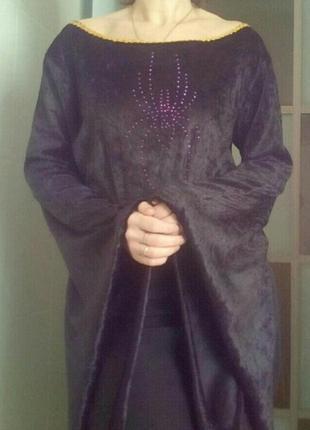 Карнавальный костюм комбидрес на хэллоуин