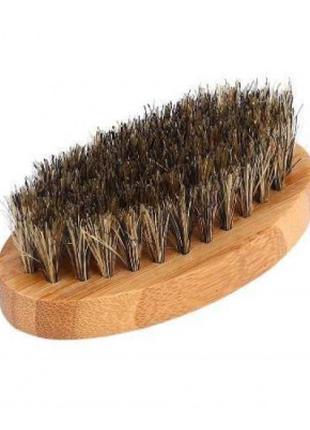 Щітка для бороди та волосся