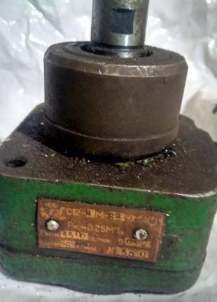 С12-4М-6,3 Насос пластинчатый смазочный