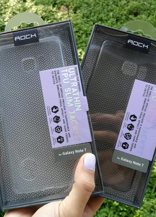 Чохли для Samsung Galaxy Note 7