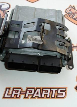 Модуль управления двигателем блок управления RANGE ROVER