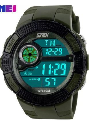Часы SKMEI 1027 Green