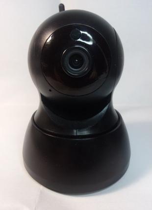 Поворотная wi-fi камера видеонаблюдения