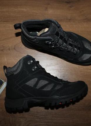 Ботинки ecco xpedition iii w black gore-tex, 36 размер