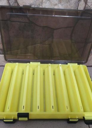 Коробка для снастей 27.5 18.5 5см