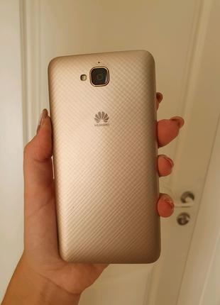Смартфон телефон рабочий Huawei yoga 6 ll золотой