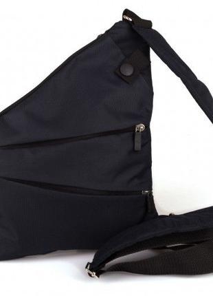 Мужская сумка Мессенджер антивор на плечо Cross Body 4634