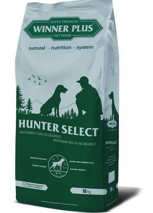 WINNER PLUS Выбор охотника -Сухой корм для собак всех пород (5кг)