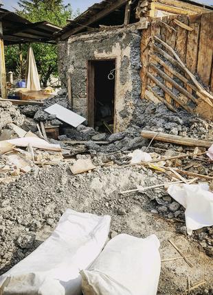Демонтаж в Харькове,снос ветхих зданий,демонтаж перегородок,стен!