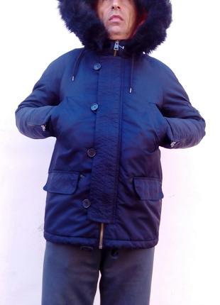 курточка-парка бренд ZARA BASIC