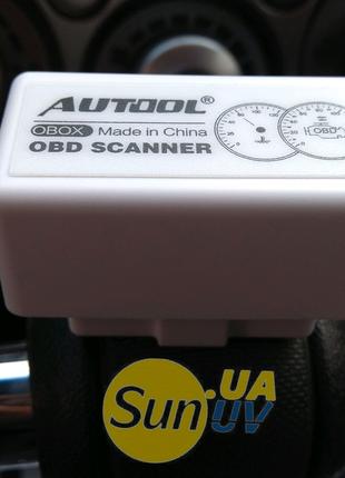 Автосканер AUTOOL OBOX v 1.5 ELM327 OBD2 mini елм327 ОБД2 сканер