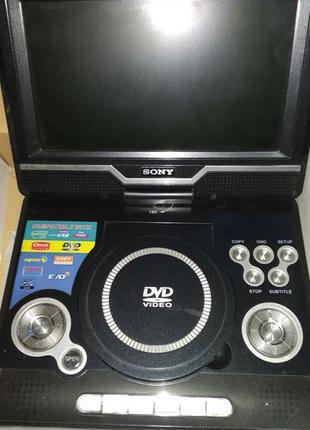 Sony sd-9586 телевизор,CD/DVD проигрыватель, USB, игры - всё в...