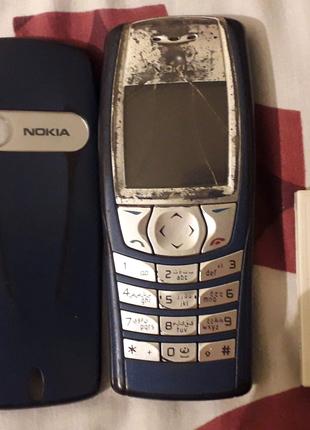 Мобильный телефон nokia 6610i