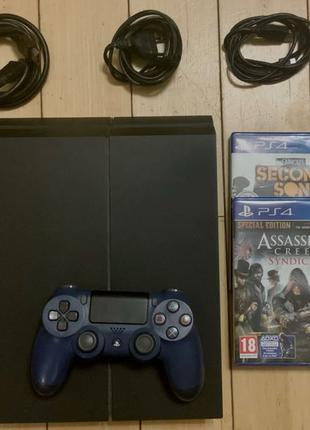 PS4 + Игры