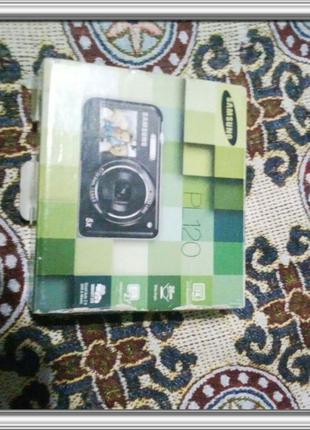 Фотоаппарат Samsung PL 120