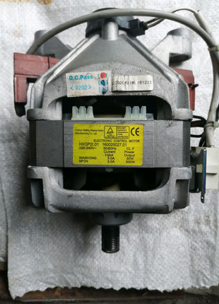 Продам электродвигатель (мотор) стиральной машины HXGP21.01
