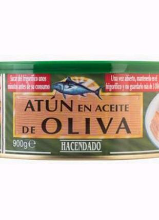 Тунець в оливковій олії