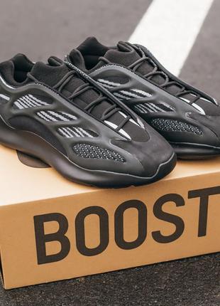 """Adidas Yeezy Boost 700 V3 """"All Black"""""""