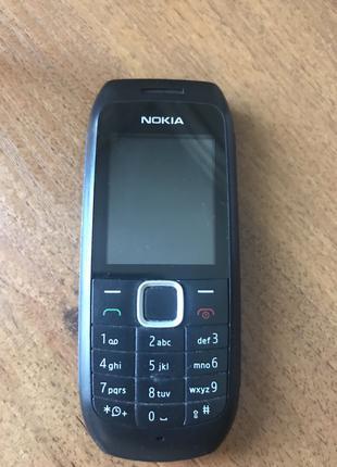 Nokia 1616, рабочий,оригинал..Коллекционное состояние..