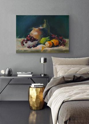 Живопись, картина маслом, картина в интерьер, натюрморт