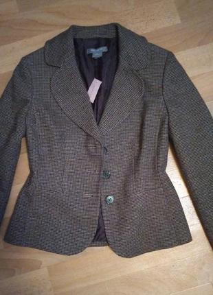 Трендовый пиджак ann tailor