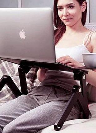 Стол для ноутбука LAPTOP TALBLE T8.