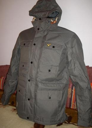 Куртка на осінь зиму voi jeans - m l