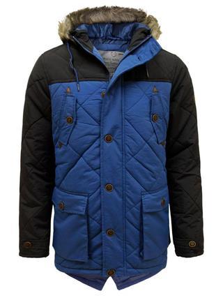 Парка куртка на осінь зиму brave soul