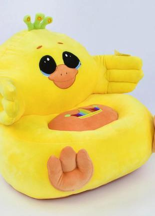 Детское мягкое кресло-игрушка