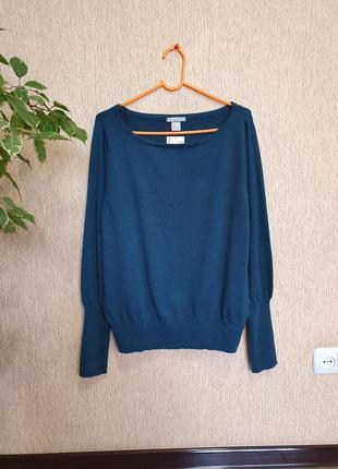 Стильный, качественный красивый свитер, джемпер от h&m