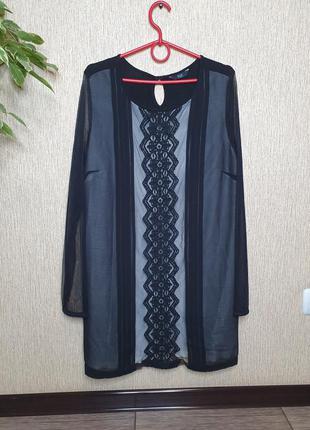 Красивое, стильное, нежное  платье f&f