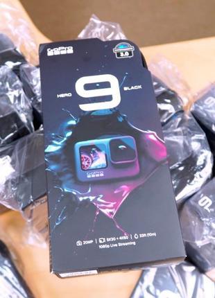 GoPro Hero 9 Black / Гарантия 12м / Аксессуары в ассортименте ...