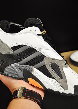 Кроссовки adidas streetball арт 20852 (мужские, адидас)