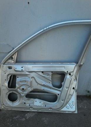 Дверь передняя правая GM б/у на Daewoo Lanos