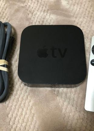 Медиа плеер приставка Apple TV 3 A1469 A1427 смарт тв