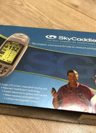 Навигатор SkyGolf Skycaddie SG4