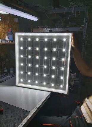 LED панели светодиодные светильники