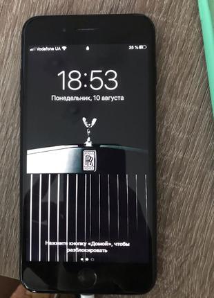 iPhone 7plus 32gb neverlock. Срочно.