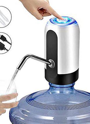 Автоматическая насадка на бутылку Помпа WATER DISPENSER ,