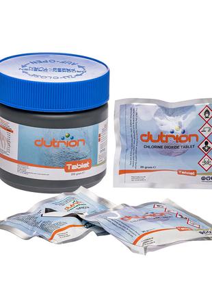 Антибактериальный антисептик 20л - диоксид хлора Dutrion 20г=20л