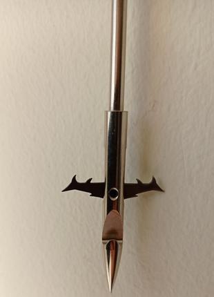 Дротик, стрела, гарпун для охоты на рыбу модель №2