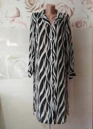 Платье-рубашка летний кардиган kaleidoscope