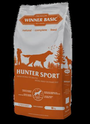 WINNER PLUS - Сухой корм для активных собак (18 кг)