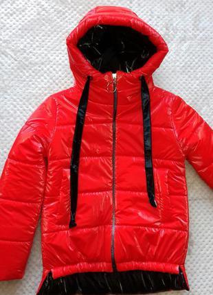 Демисезонные куртки для девочки
