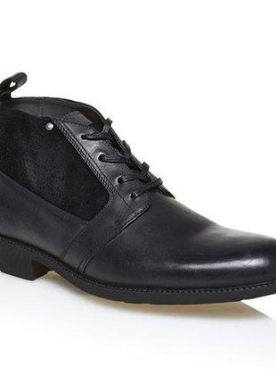 Кожаные ботинки g star raw, размер 42