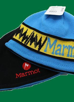 Двусторонние шапки marmot  оригинал