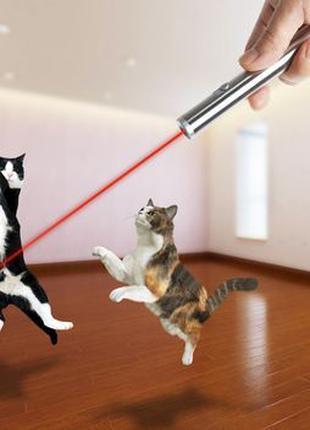 Пульт управления кошками (Лазерная указка) НОВАЯ