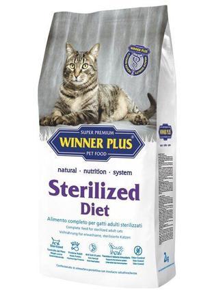 WINNER PLUS - Сухий корм для котів (2 кг)